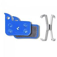 [해외]CUBE 스램 Red22/Force22/Rival22/S700/Level Disc Brake Pads 2 Units 1138285172 Blue
