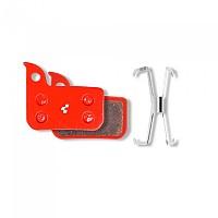 [해외]CUBE 스램 Red22/Force22/Rival22/S700/Level Disc Brake Pads 2 Units 1138285173 Red