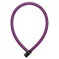 [해외]AXA Resolute 5 mm Cable Lock 1138317496 Purple