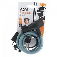 [해외]AXA Resolute 8 mm Cable Lock 1138317500 Khaki Green