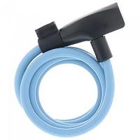[해외]AXA Resolute 8 mm Cable Lock 1138317501 Light Blue