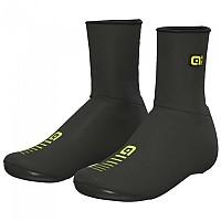 [해외]ALE Rain 2.0 Overshoes 1138326831 Black / Fluor Yellow