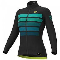 [해외]ALE Sombra Wool Long Sleeve Jersey 1138326846 Black / Green