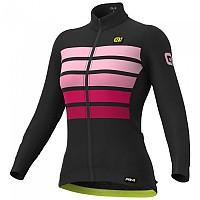 [해외]ALE Sombra Wool Long Sleeve Jersey 1138326847 Black / Pink