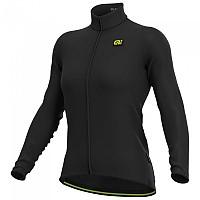 [해외]ALE Warm Race Long Sleeve Jersey 1138326877 Black
