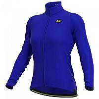 [해외]ALE Warm Race Long Sleeve Jersey 1138326878 Cobalt Blue