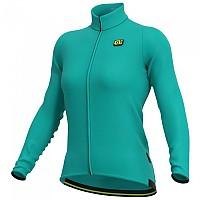 [해외]ALE Warm Race Long Sleeve Jersey 1138326880 Torquaise