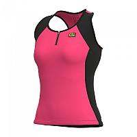 [해외]ALE Solid Color Block Sleeveless Jersey Refurbished 1138339151 Fluor Pink