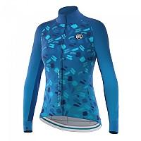 [해외]바이시클라인 Grafite Long Sleeve Jersey 1138347810 Avion Blue
