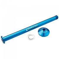 [해외]BURGTEC Yeti Rear Axle 1138362161 Deep Blue