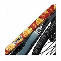 [해외]DYEDBRO French Fries Frame Protector Kit 1138362198 Red / Yellow