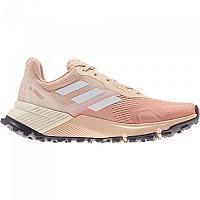 [해외]아디다스 테렉스 Soulstride Trail Running Shoes 4138103752 Ambient Blush / Crystal White / Wonder White