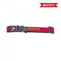 [해외]NAYECO Forest-British X-TRM Collar 20-30x1 cm 4138360225 Fuchsia / Grey