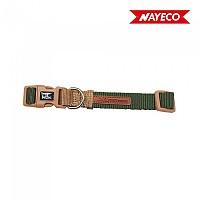 [해외]NAYECO Forest-British X-TRM Collar 48-66x2.5 cm 4138360228 Beige / Green