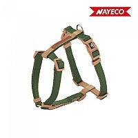 [해외]NAYECO Forest-British X-TRM Harness 25-40x1 cm 4138360229 Beige / Green