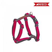 [해외]NAYECO Forest-British X-TRM Harness 25-40x1 cm 4138360230 Grey / Fuchsia