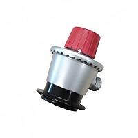 [해외]COM GAS Gas Regulator 7x10 cm 4138359836 Red / Silver / Black