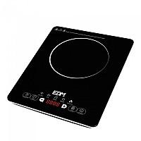 [해외]EDM 2000W Induction Electric Cooker 1 Stove 4138364381 Black