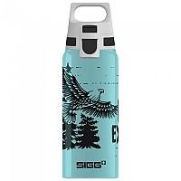 [해외]SIGG WMB One Thermos Bottle 600ml 4138359043 Brave Eagle