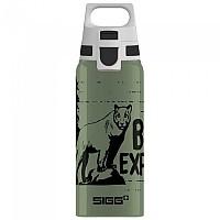 [해외]SIGG WMB One Thermos Bottle 600ml 4138359044 Brave Mountainlion