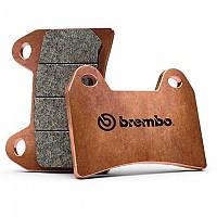 [해외]BREMBO 07029XS Sintered Brake Pads 9138110778