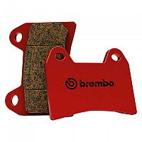 [해외]BREMBO 07HD23SP Sintered Rear Brake Pads 9138111204