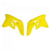 [해외]UFO Radiator Covers Suzuki RM-Z 250 07-09 9138364782 Fluor Yellow