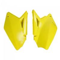 [해외]UFO Side Covers Suzuki RM-Z 250 07-09 9138364787 Fluor Yellow