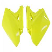 [해외]UFO Side Covers Suzuki RM-Z 250 10-18 9138364799 Fluor Yellow