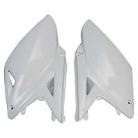 [해외]UFO Side Covers Suzuki RM-Z 250 10-18 9138364800 White