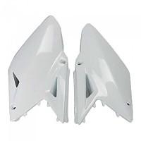 [해외]UFO Side Covers Suzuki RM-Z 450 08-17 9138364822 White