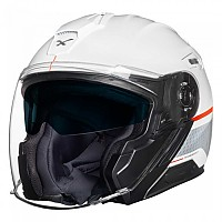 [해외]넥스 X.Viliby Streetgeist Open Face Helmet 9137764717 White / Grey