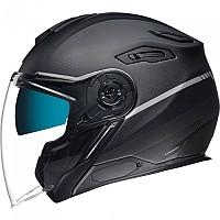 [해외]넥스 X.Viliby Gent Open Face Helmet 9137764724 Carbon / Grey Matte