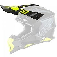 [해외]오닐 2 Series Rush Visor 9138342159 Grey / Neon Yellow