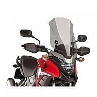[해외]PUIG Touring Windshield Honda CB500X 9138369965 Smoke