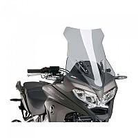 [해외]PUIG Touring Windshield Honda Crossrunner 9138369970 Smoke