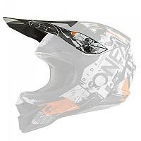 [해외]오닐 3 Series Scarz Visor 9138342175 Black / Grey / Orange