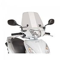 [해외]PUIG Trafic Windshield Honda Vision 110 9138369999 Smoke