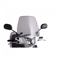 [해외]PUIG Trafic Windshield Suzuki Address/Address GP 9138370003 Smoke