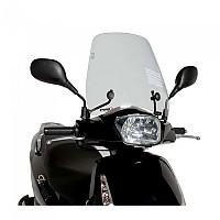 [해외]PUIG Urban Windshield Peugeot Tweet 50/RS&Tweet 125/Pro/RS 9138370019 Clear
