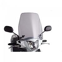 [해외]PUIG Urban Windshield Suzuki Address/Address GP 9138370024 Smoke