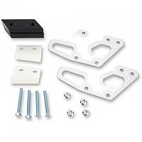 [해외]MOOSE HARD-PARTS Aluminium Chain Guide Honda CR125/250 05-07 9138357649 Silver