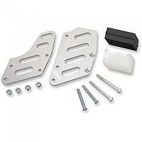 [해외]MOOSE HARD-PARTS Aluminium Chain Guide Honda XR250/400/600R 90-04 9138357652 Silver