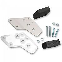 [해외]MOOSE HARD-PARTS Aluminium Chain Guide Kawasaki KX125/250/500 84-87 9138357653 Silver