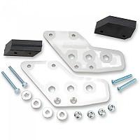 [해외]MOOSE HARD-PARTS Aluminium Chain Guide Kawasaki/Suzuki 88-96 9138357655 Silver