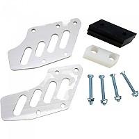 [해외]MOOSE HARD-PARTS Aluminium Chain Guide Kawasaki/Suzuki 97-07 9138357656 Silver