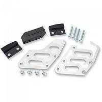 [해외]MOOSE HARD-PARTS Aluminium Chain Guide Kawasaki/Suzuki/Yamaha 9138357657 Silver