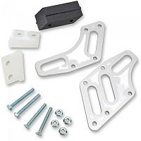 [해외]MOOSE HARD-PARTS Aluminium Chain Guide Yamaha YZ125/250 08-20 9138357659 Silver