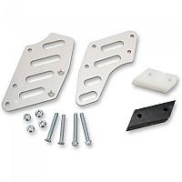 [해외]MOOSE HARD-PARTS Aluminium Chain Guide Yamaha YZ125/250 93-96 9138357660 Silver