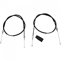 [해외]MOOSE HARD-PARTS Throttle Cable Honda CRF450R 02-06 9138358075 Black